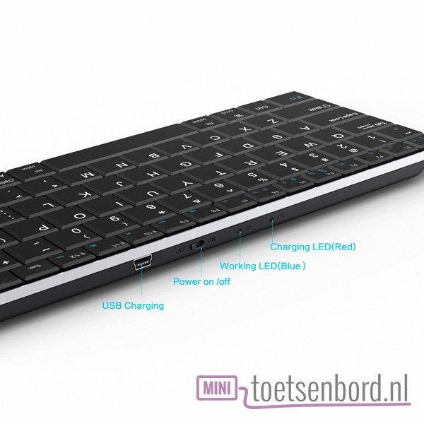 rii i9 mini draadloos toetsenbord
